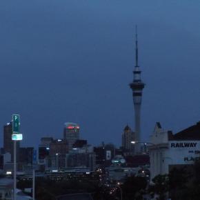 Road Trip: New Zealand.Auckland.