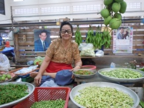 Morning at the Market: Krabi Town
