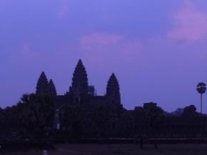 Cambodia: border crossing and AngorWet