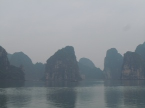 Ha Long Bay and (Not Quite) Rocking in Cat Ba