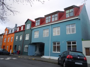 The mural house