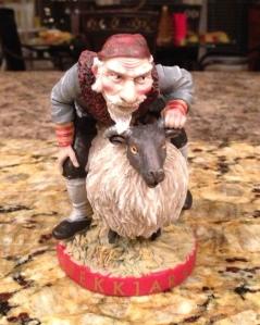 Stekkjastaur, Sheep-Cote Clod, or Sheep Worrier