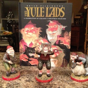 Bringing the Yule Lads Home for Christmas