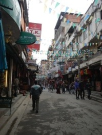 In the heart of Thamel