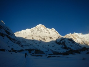 Trekking Nepal: Dobhan to Annapurna Base Camp
