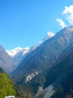 Trekking Nepal: Annapurna Base Camp to Jhinu