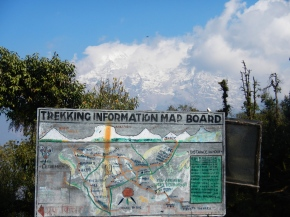 Trekking Nepal: Jhinu toPhedi