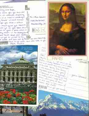 Wish You Were Here: Postcards I NeverSent