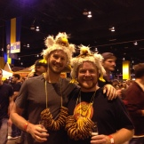 Chicken hats!