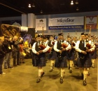 A full Scottish band came through the GABF.