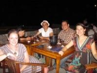 Drinks at Cafe del Mar