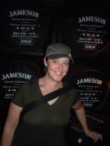 Jameson Distillery in Dublin