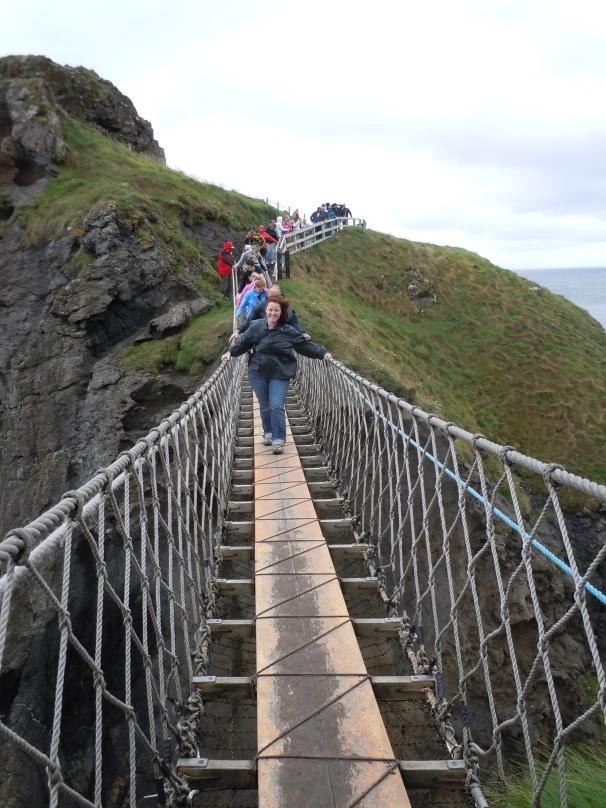 Carrick-A-Rede Rope Bridge
