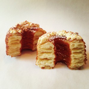 The Cronut. Image courtesy of DominiqueAnsel.com