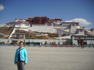 Wondering why you haven't seen this picture before? I still haven't written about Lhasa. But I will.