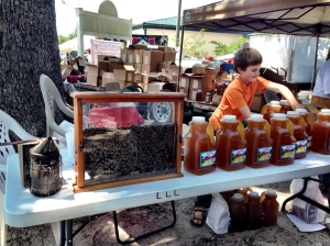 Haven't heard of the Tupelo Honey Festival in Wewahitchika? It's a must-do for people watching.